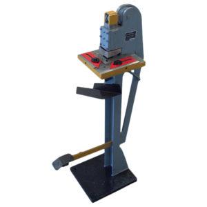 Treadle Notching Machine