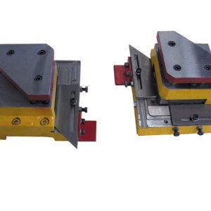 Notcher in die set – Max 1mm Capacity in mild steel