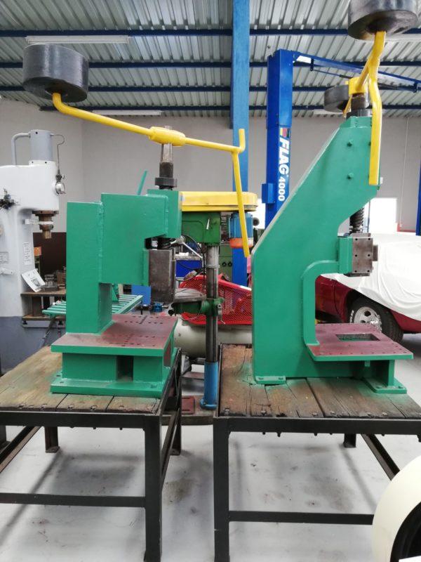 10 ton Fly Press