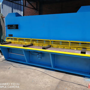 Selectra Hyd Guillotine